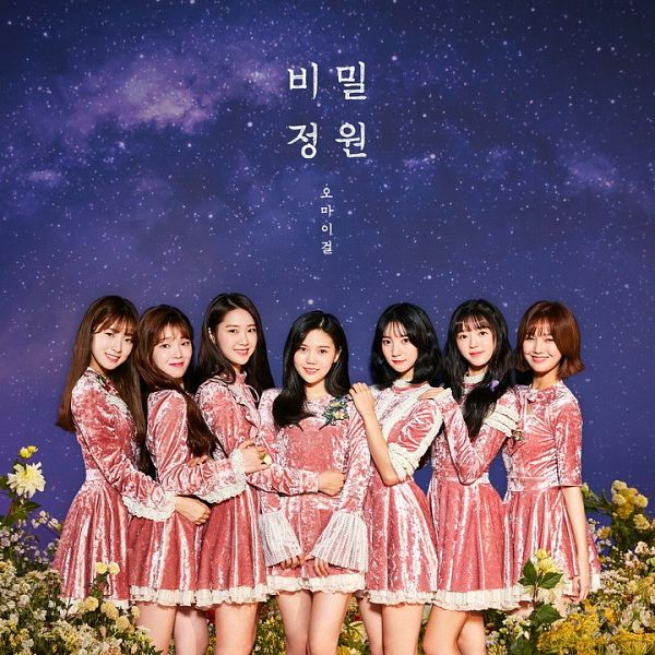 Tags: K-Pop, Oh My Girl, Secret Garden (Oh My Girl)