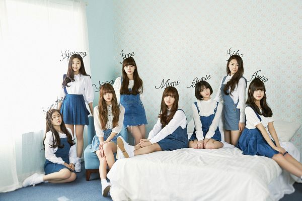 Tags: Oh My Girl, Hyun Seunghee, Yooa, Arin, Mimi, Binnie, JinE, Kim Jiho, Choi Hyojung, Group, Wallpaper