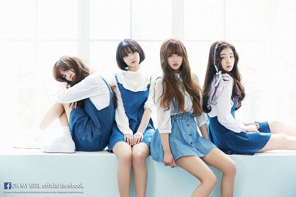 Tags: K-Pop, Oh My Girl, Binnie, Hyun Seunghee, Yooa, Mimi, Quartet, Four Girls