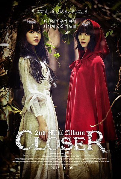 Tags: K-Pop, Oh My Girl, Binnie, Yooa, Two Girls, White Dress, Duo, White Outfit, Hoodie, Android/iPhone Wallpaper