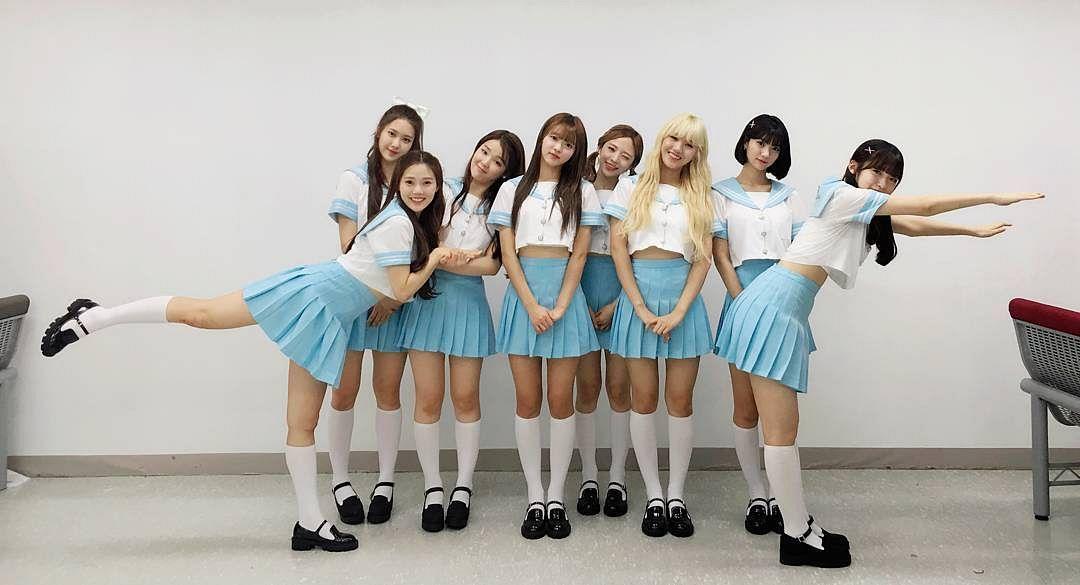 Tags: K-Pop, Oh My Girl, Binnie, JinE, Kim Jiho, Choi Hyojung, Hyun Seunghee, Yooa, Arin, Mimi