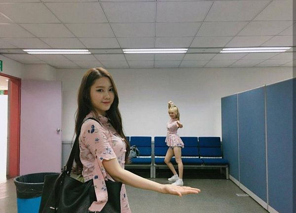 Tags: K-Pop, Oh My Girl, Kim Jiho, Mimi