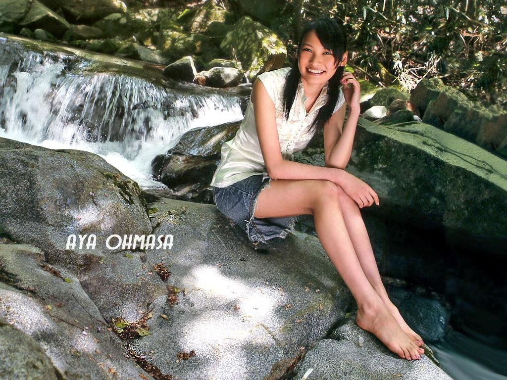 Gallery Feet Aya Omasa  nude (81 foto), Twitter, panties