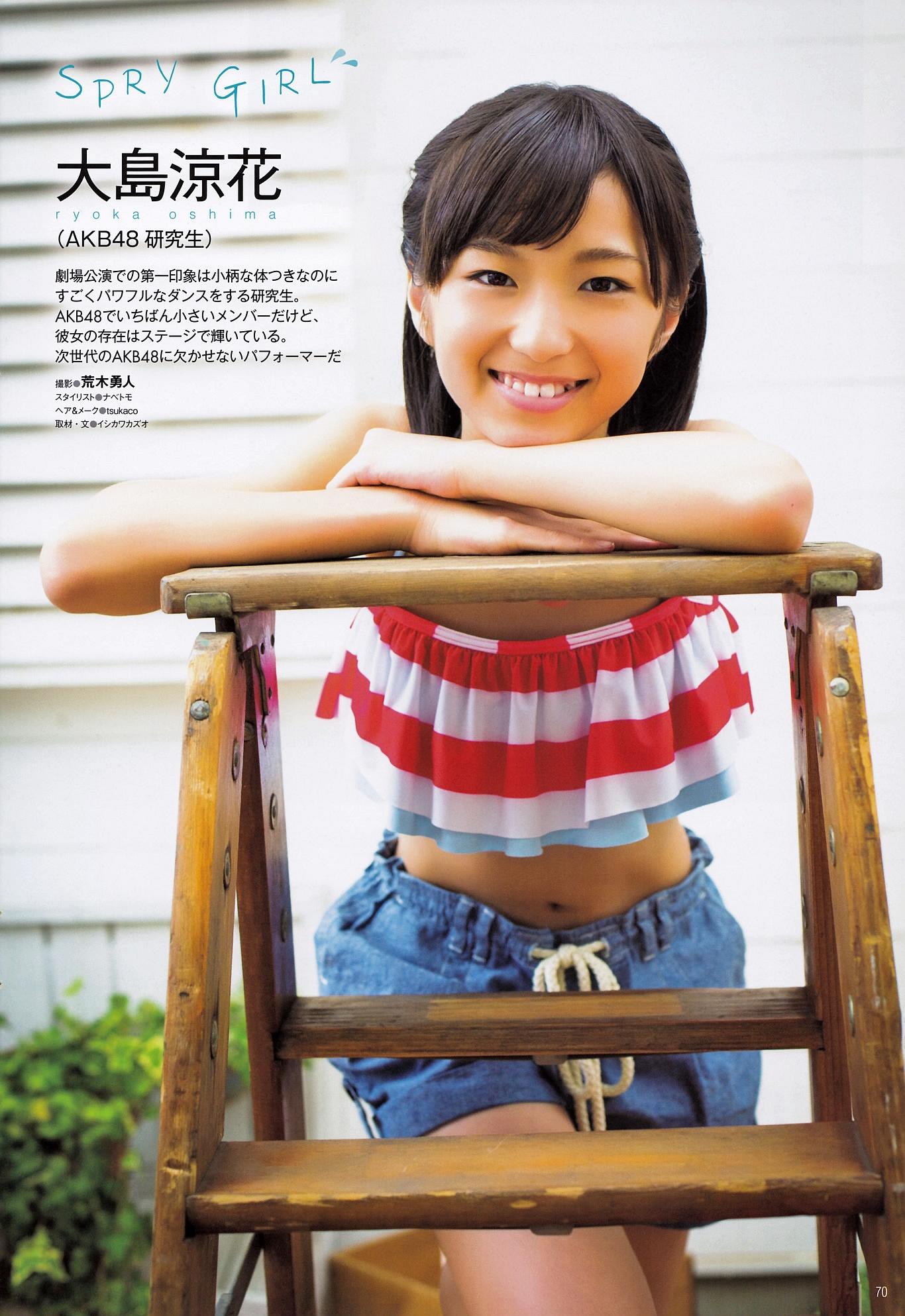 Oshima Ryoka - AKB48 - Asiachan KPOP Image Board