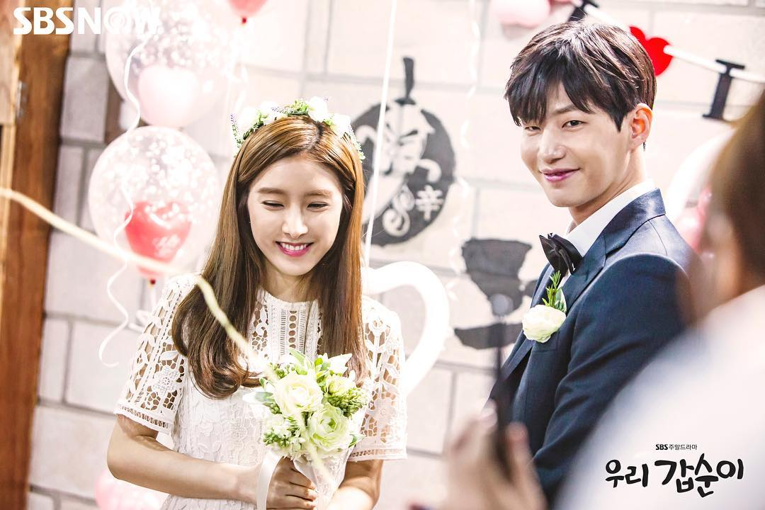 Tags K Drama Kim So Eun Song Jae Rim