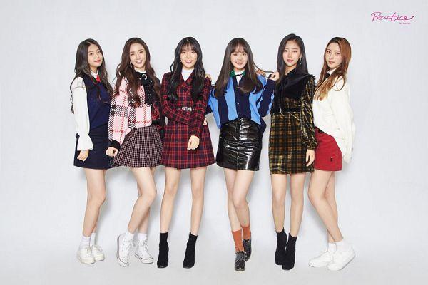Tags: K-Pop, PURPLE K!SS, Na Goeun, Park Jieun, Yesol, Dosie, Swan, Yuki