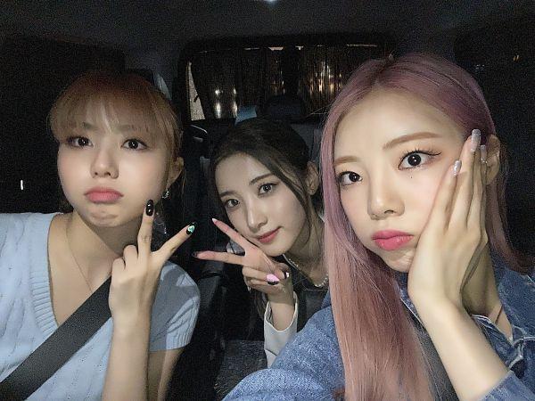 Tags: K-Pop, PURPLE K!SS, Na Goeun, Ireh, Yuki