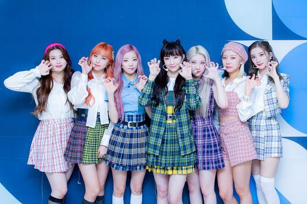 Tags: K-Pop, PURPLE K!SS, Park Jieun, Na Goeun, Dosie, Chaein, Ireh, Swan, Yuki