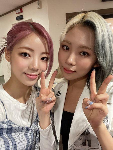 Tags: K-Pop, PURPLE K!SS, Na Goeun, Dosie