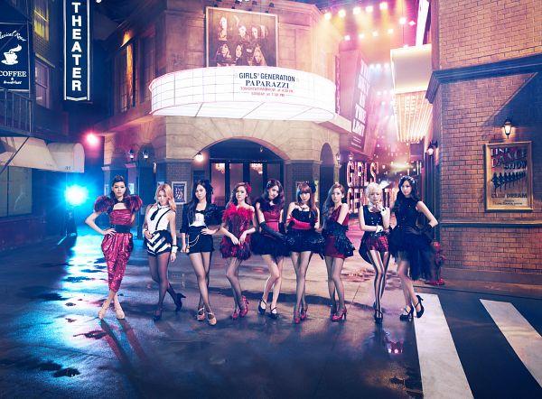 Tags: K-Pop, Girls' Generation, Paparazzi, Kim Hyo-yeon, Stephanie Young Hwang, Seohyun, Sunny, Im Yoona, Jessica Jung, Sooyoung, Kwon Yuri, Kim Tae-yeon