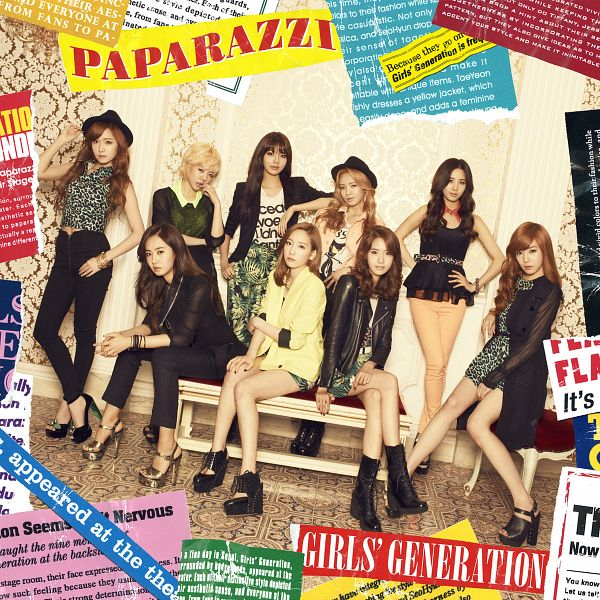 Paparazzi - Girls' Generation