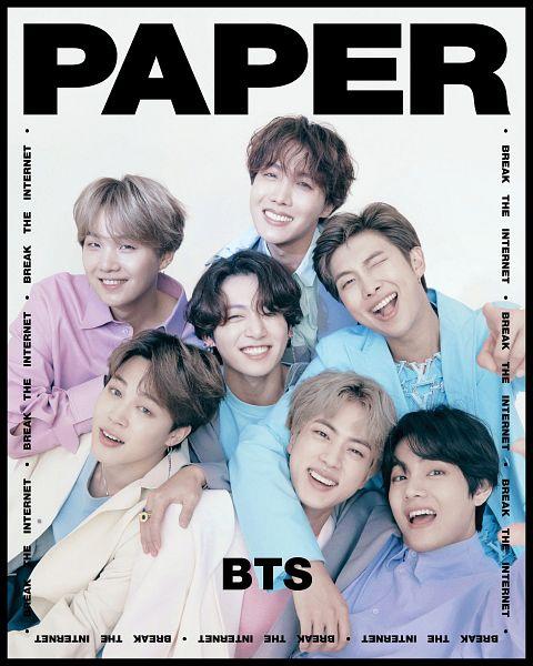 Paper Magazine - Magazine Scan