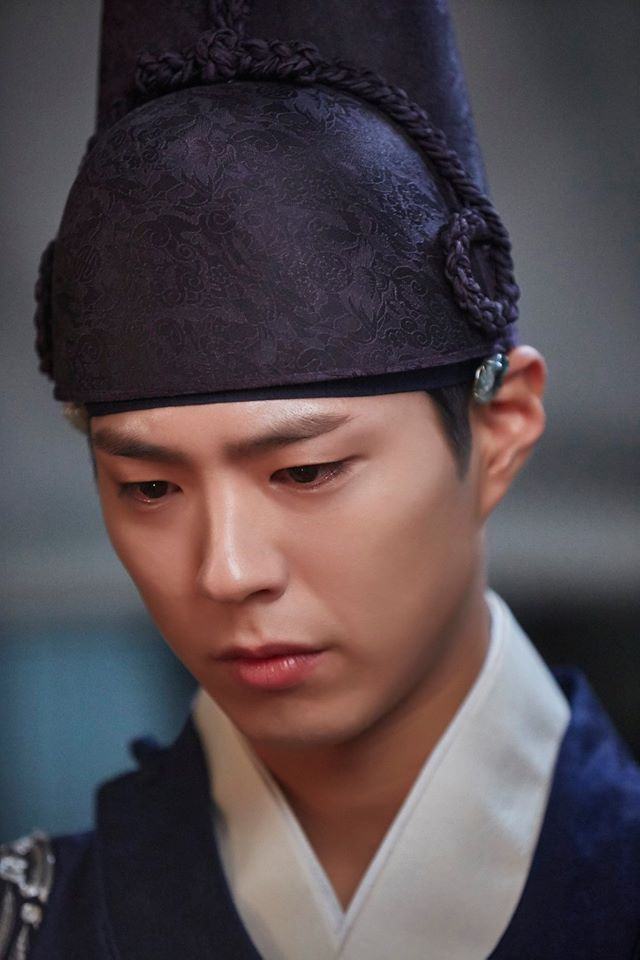 Tags: K-Drama, Park Bo-gum, Hat, Moonlight Drawn by Clouds