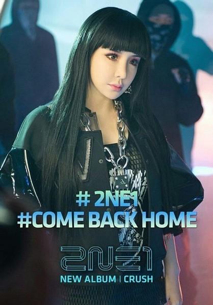 Tags: K-Pop, 2NE1, Park Bom, Android/iPhone Wallpaper