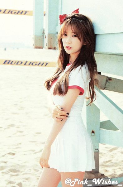 Tags: K-Pop, Apink, Park Cho-rong, Android/iPhone Wallpaper
