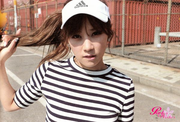 Tags: K-Pop, Apink, Park Cho-rong, Fence, Wallpaper, Pink Memory