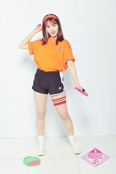 Tags: K-Pop, Park Haeyoon, Produce 48