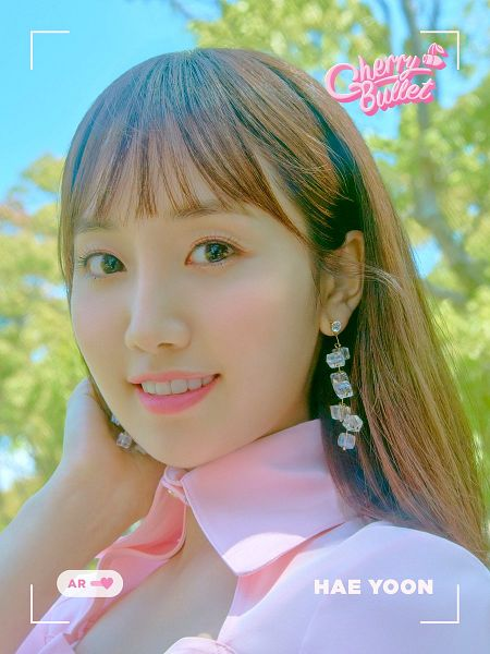 Tags: K-Pop, Cherry Bullet, Park Haeyoon
