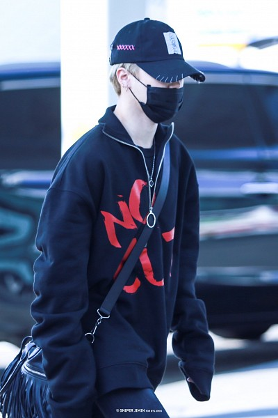 Tags: K-Pop, Bangtan Boys, Park Jimin, Airport