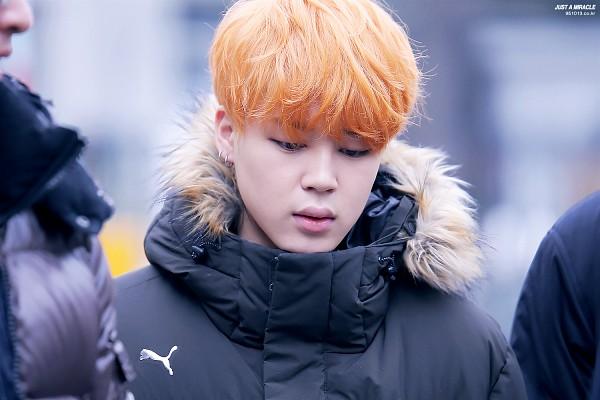 Tags: K-Pop, Bangtan Boys, Park Jimin, Red Hair, Wallpaper
