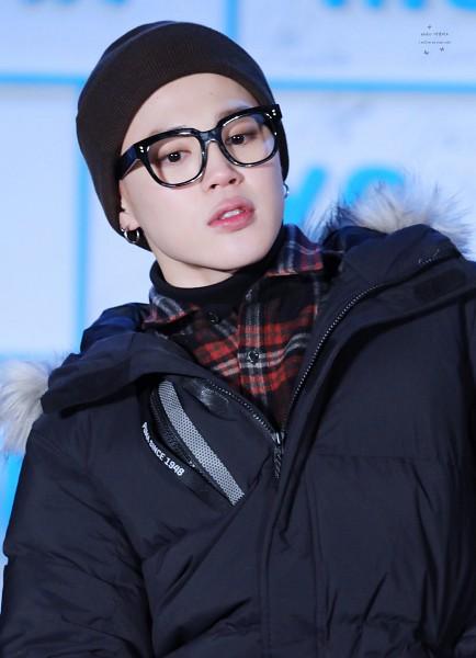Tags: K-Pop, Bangtan Boys, Park Jimin, Glasses, Mobile Wallpaper