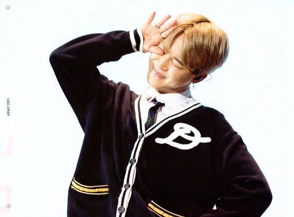 Tags: K-Pop, BTS, Park Jimin, Ring, Eyes Closed, Tie