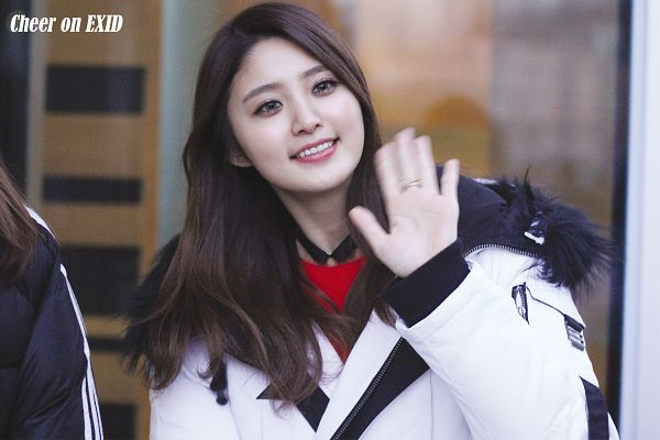 Tags: K-Pop, EXID, Park Junghwa, Wallpaper