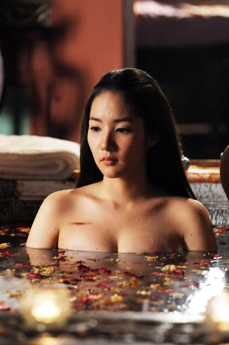 min young nude Park