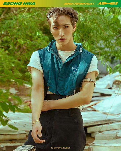 Tags: K-Pop, Ateez, Fever, Thanxx, Park Seonghwa