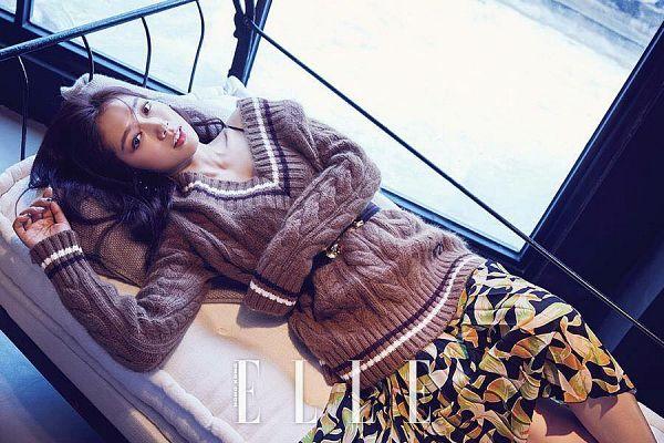 Tags: K-Drama, Park Shin-hye, Elle China