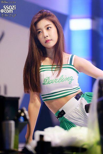 Tags: K-Pop, Girls' Day, Park Sojin