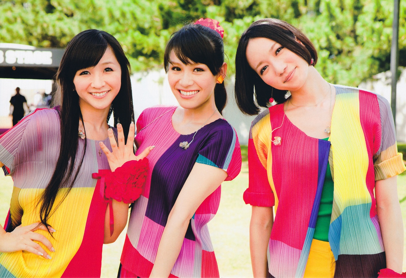 Perfume (Group) Wallpaper #1756 - Asiachan KPOP Image Board