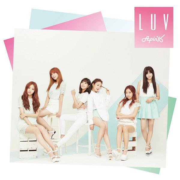 Tags: K-Pop, Apink, Kim Nam-joo, Oh Ha-young, Son Na-eun, Yoon Bo-mi, Park Cho-rong, Jung Eun-ji, Full Group, Pink Luv