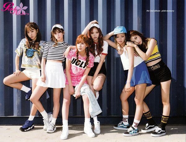 Tags: K-Pop, Apink, Park Cho-rong, Jung Eun-ji, Kim Nam-joo, Oh Ha-young, Son Na-eun, Yoon Bo-mi, Full Group, Pink Memory