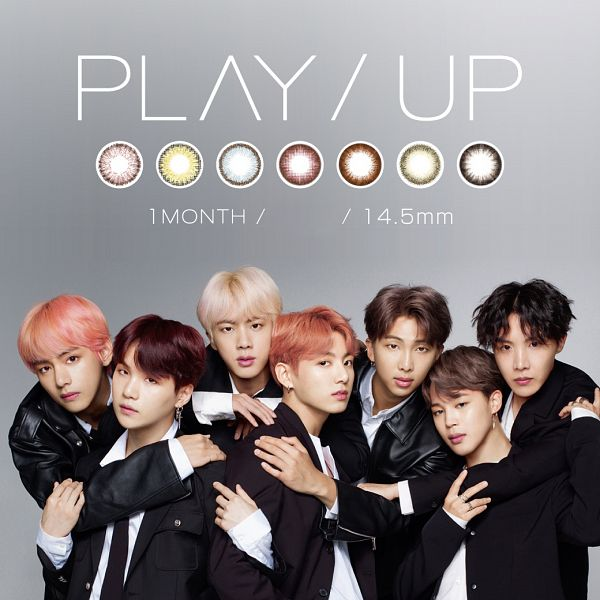 Play Up - Contact Lenses