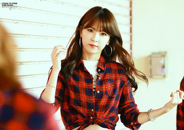 Tags: K-Pop, Nine Muses, Pyo Hyemi, Wallpaper