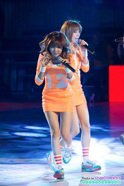 Tags: K-Pop, After School, Orange Caramel, Lizzy, Raina, Live Performance