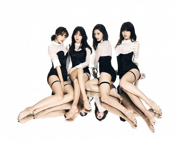 Tags: K-Pop, Rainbow, Cho Hyunyoung, Go Na Eun, Oh Seungah, Kim Jaekyung