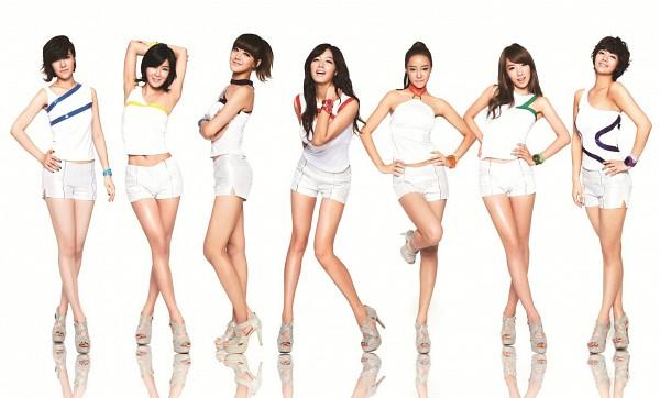Tags: K-Pop, Rainbow, Go Na Eun, Kim Jaekyung, Kim Jisook, Cho Hyunyoung, Oh Seungah, Noeul, Jung Yoonhye, Wallpaper
