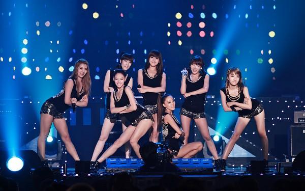 Tags: K-Pop, Rainbow, Oh Seungah, Noeul, Jung Yoonhye, Go Na Eun, Kim Jaekyung, Kim Jisook, Cho Hyunyoung, Wallpaper, HD Wallpaper
