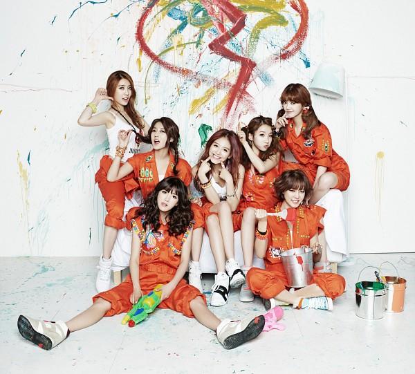 Tags: K-Pop, Rainbow, Oh Seungah, Noeul, Jung Yoonhye, Go Na Eun, Kim Jaekyung, Kim Jisook, Cho Hyunyoung