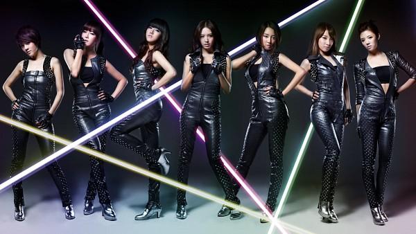 Tags: K-Pop, Rainbow, Noeul, Jung Yoonhye, Go Na Eun, Kim Jaekyung, Kim Jisook, Cho Hyunyoung, Oh Seungah, Wallpaper, HD Wallpaper