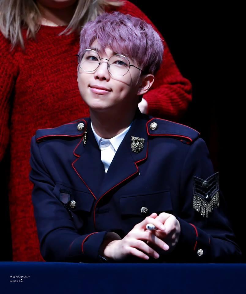 Kpop purple hair