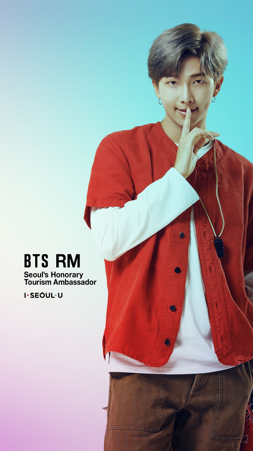 Rap Monster Android/iPhone Wallpaper