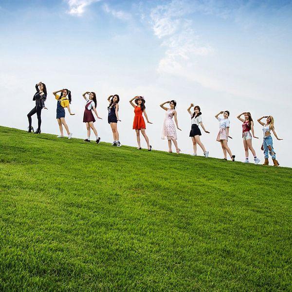Tags: K-Drama, K-Pop, Real Girls Project, Lee Yeeun, Chun Jane, Kwon Haseo, Teramoto Yukika, Lee Suji, Mint, Kim Sori, Hana Byeol, Heo Youngjoo