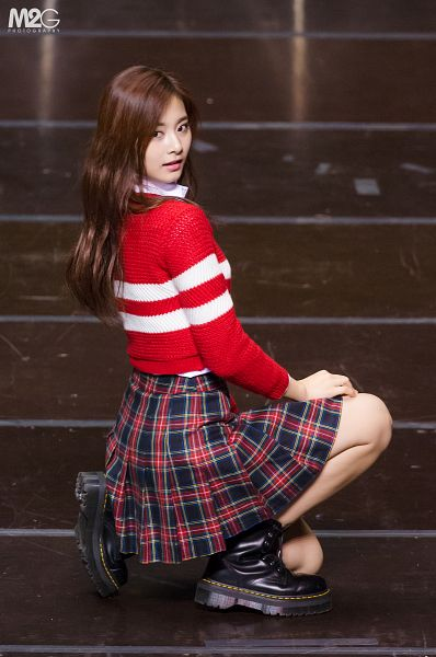 Red Skirt - Skirt