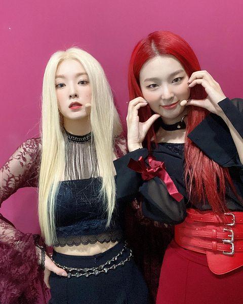 Tags: K-Pop, Red Velvet, Red Velvet - Irene & Seulgi, Kang Seul-gi, Irene