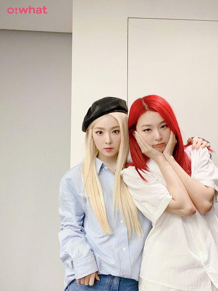 Tags: K-Pop, Red Velvet - Irene & Seulgi, Red Velvet, Kang Seul-gi, Irene