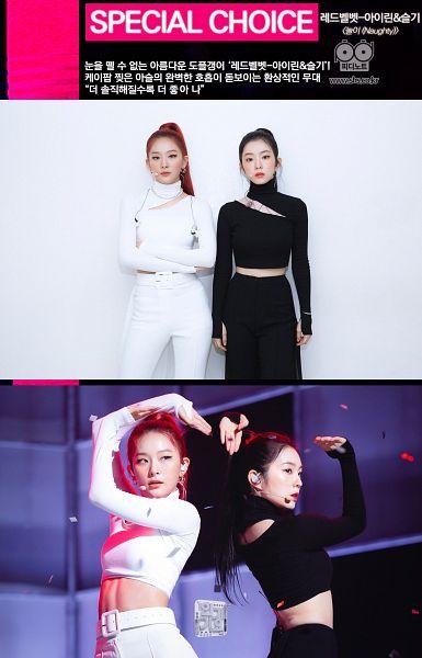 Tags: K-Pop, Red Velvet, Red Velvet - Irene & Seulgi, Irene, Kang Seul-gi