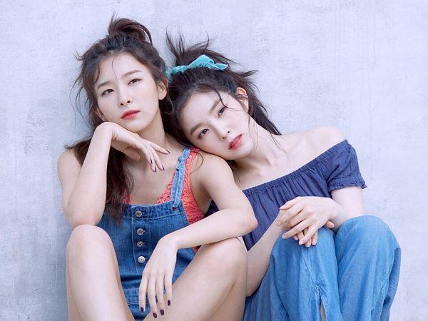 Tags: K-Pop, Red Velvet, Kang Seul-gi, Irene